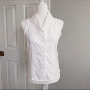 🆕✨ Calvin Klein Shirt  White Size 2.